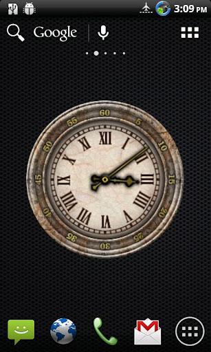 10 락 시계