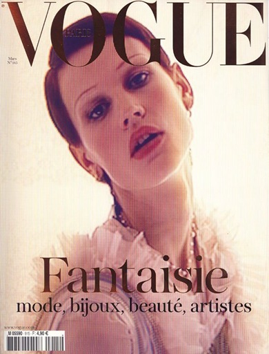 vogue paris march 2011