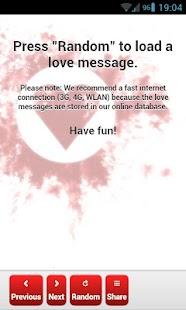 Love Messages (SMS, IM) - screenshot thumbnail