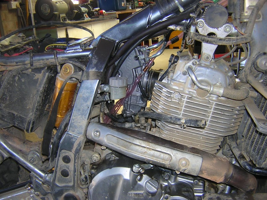 DR650se FCR Carburetor Conversion | Adventure Rider