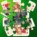 Fifteen Puzzle Solitaire logo