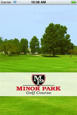 Minor Park Golf Course- screenshot