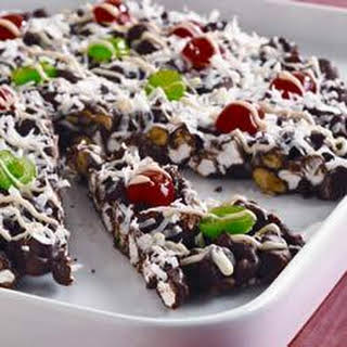 Chocolate Lover's Pizza.