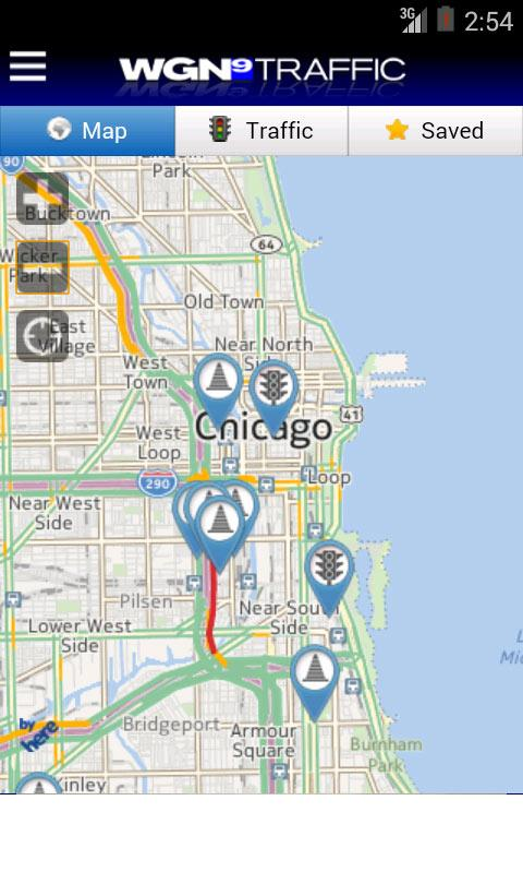 WGN TRAFFIC- screenshot