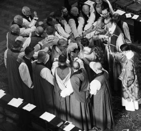 LELB bīskapu ordinācija