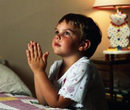 lūgt Visuspēcīgais Dievs