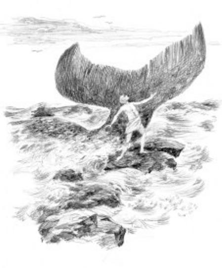 Jona zivs vēderā