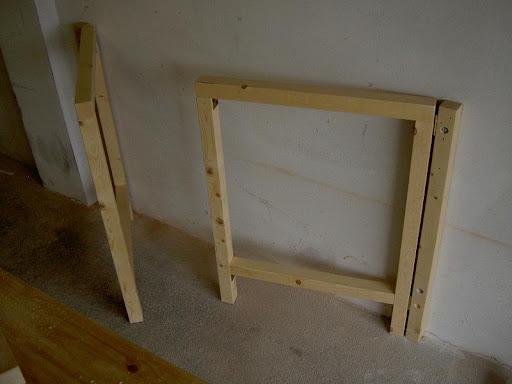 Radici Il Tavolo Da Lavoro Nel Box