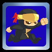 Ninja Roof Jump Endless Run