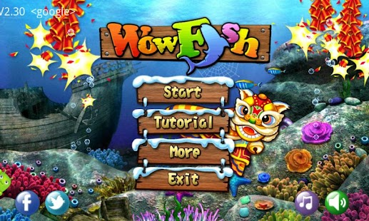 Wow Fish - Free Game - screenshot thumbnail