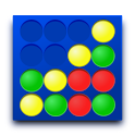 Connect 4 (Four in a row) icon