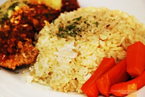 Banapple's Chicken Breast Parmigiano (P165)