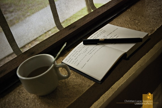 Coffee and Some Notes at the Coffee Farmhouse