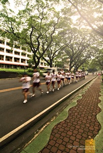 Physical Education Student at UP Diliman