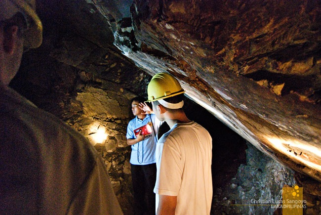 Final Instructions Before Going Through a Crawlspace at Corregidor's Malinta Tunnels