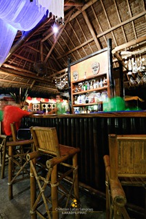 The Bar at Kawayanan Grill Station
