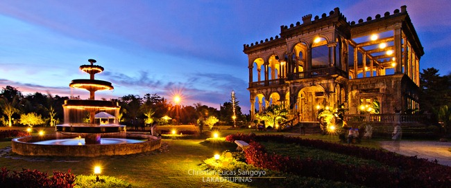 Bacolod's The Ruins Panorama