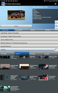GM Dealer SalesAssistant - screenshot thumbnail
