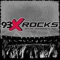 93X Rocks! logo