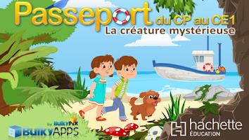 Screenshot of Passeport CP au CE1