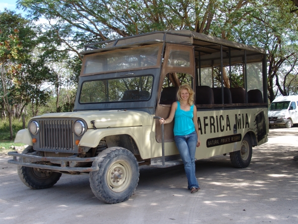 Africa Mia Safari In Guanacaste Costa Rica