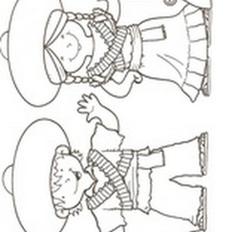 Colorear 20 De Noviembre Revolución Mexicana Blog De Imágenes
