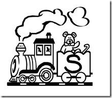 abecedario de tren 11