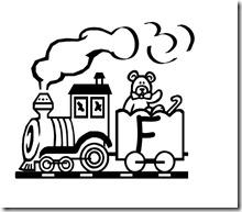 abecedario de tren 23