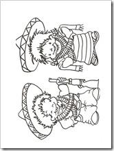 Docenteszona24 Dibujos Para Colorear Octubre Wallpaperzenorg