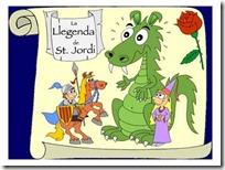 leyenda de San Jorge (1)