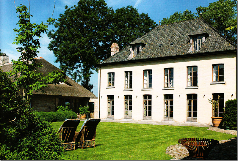 Cote de texas belgian design hot hot hot for French country homes in france