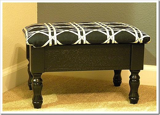 New footstool