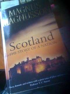 Reading about Scottish History