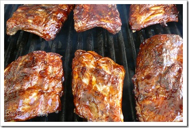 Chipotle Barbecued Ribs
