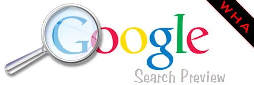 google instant preview search magnifying glass illustration by shekhar
