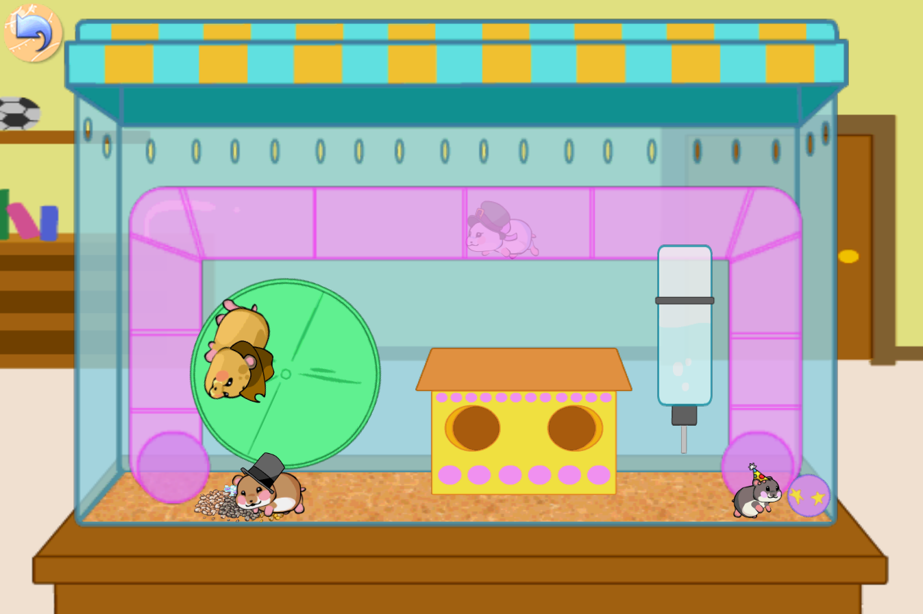 Hamster Chase- screenshot