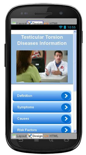 Testicular Torsion Information