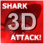 Shark Attack - Angry Shark