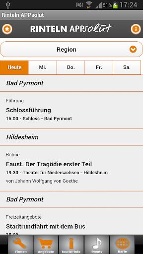 【免費旅遊App】Rinteln APPsolut-APP點子
