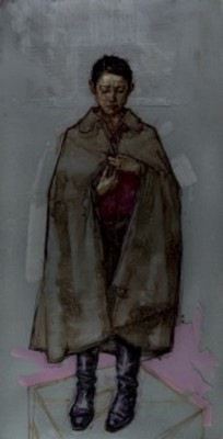 H. CRAIG HANNA, Georgina with He Cape, 2010