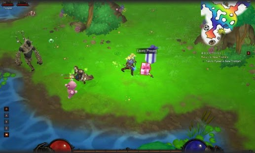Whimsyshire(Cow Level)Diablo 3- screenshot thumbnail
