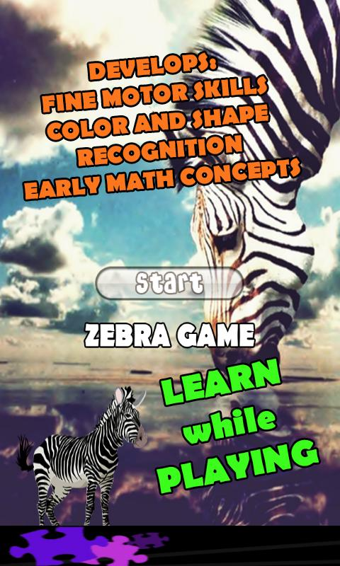 Zebra Games for Kids - Android Apps on Google Play