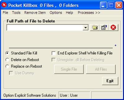 o pocket killbox