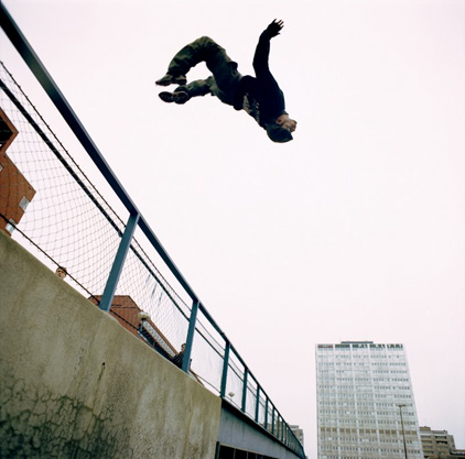 Baixar  Lee Parkour MTV Ultimate Parkour Challenge 2009