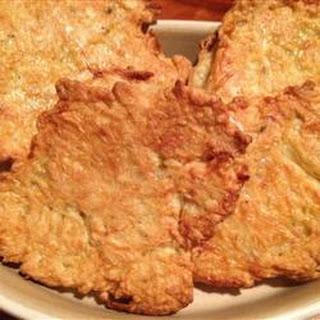 Oven-Crisped Potato Cakes