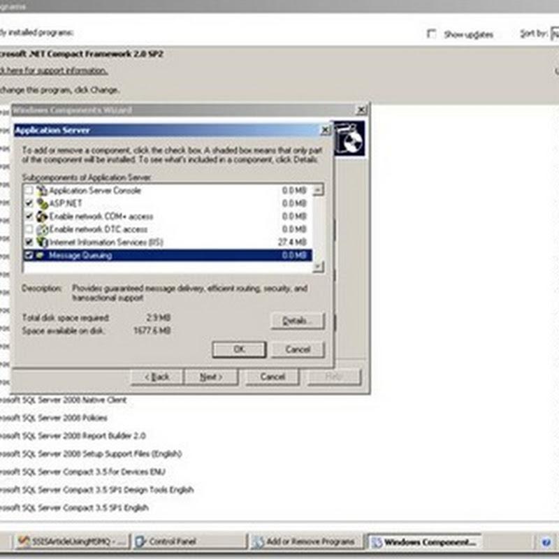 Microsoft Sql Server Tutorials: July 2009