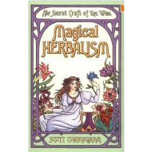 Magical Herbalism The Secret Craft Of The Wise Cover