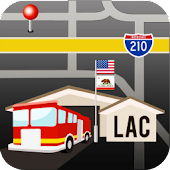 LACoFD Fire Station Directory
