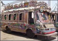 Pakistani Painted Truck 16