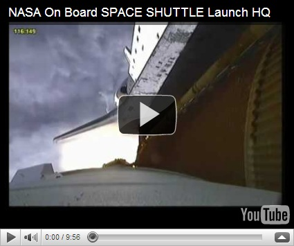 My Own Universe: NASA ON BOARD SPACE SHUTTLE LAUNCH HQ
